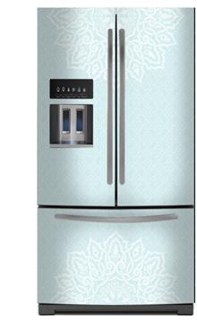 מגנט למקרר פלורנס כחול