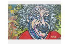 טפט אינשטיין מצוייר
