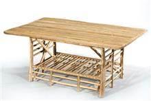 שולחן אוכל אקולוגי