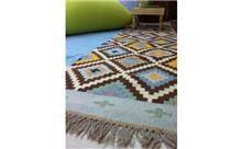 שטיח קילים מעוינים