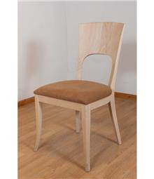 כסא אוכל חום