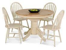 שולחן עגול פרובאנס