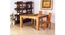 שולחן מרובע עץ מייפל