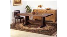 שולחן אוכל עץ אימבויה