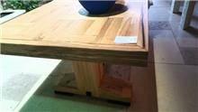שולחן דגם patchwork - פנטהאוז BASIC