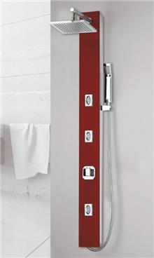 מערכת מקלחת גלקסי אדום - א.ישראלי