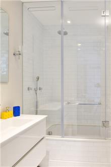 אמבטיון חזית קבוע+דלת IG11154 - א.ישראלי