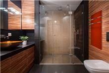 מקלחון חזית צירים קבוע+דלת+קבוע IG11177 - א.ישראלי