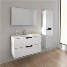 ארון אמבטיה דגם לייפציג - א.ישראלי