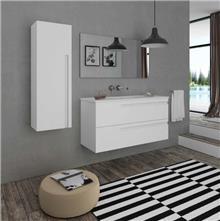 ארון אמבטיה דגם דבלין - א.ישראלי