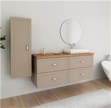 ארון אמבטיה דגם בניאס - א.ישראלי