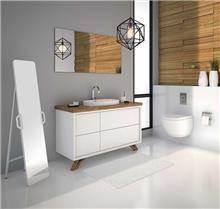 ארון אמבטיה דגם בקעה - א.ישראלי