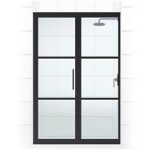 מקלחון 100 קבוע+דלת מבית COASTAL - א.ישראלי