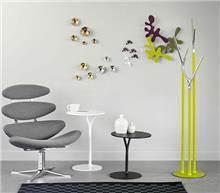 שולחן עגול בעיצוב יוקרתי  - א.ישראלי