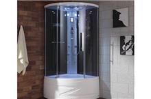 מקלחון עיסוי עגול עם ידיות