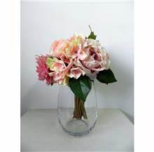 בוקט פרחים מיקס - רקפת ספיר R.H.S