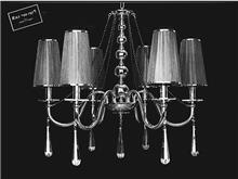 מנורות שנדליר - רקפת ספיר R.H.S