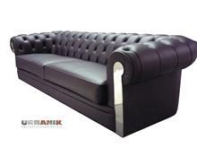 ספה שחורה יוקרתית