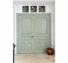 דלת ירקרקה