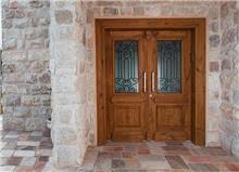 דלת אלון צרפתי
