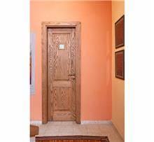 דלת אלון אדום