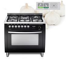 תנור משולב שחור