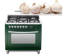 תנור משולב ירוק