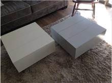 שולחן סלון קוביות - רוזטו רהיטים - Rossetto