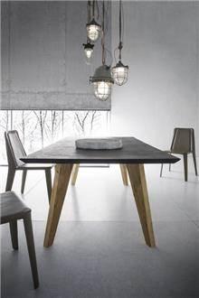 שולחן אוכל Raw - רוזטו רהיטים - Rossetto