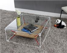 שולחן סלון זכוכית - רוזטו רהיטים - Rossetto