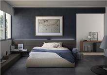 מיטה זוגית מפוארת P211
