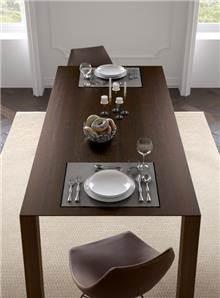שולחן אוכל קלאסי ומהודר - רוזטו רהיטים - Rossetto