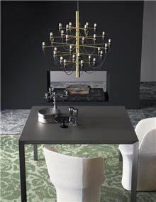 שולחן אוכל קלאסי ואלגנטי - רוזטו רהיטים - Rossetto