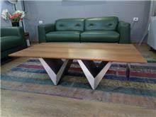 שולחן סלון משולשים