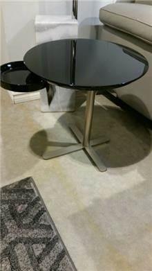 שולחן צד שחור E14680