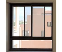 חלון עשוי אלומיניום
