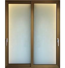 דלת אלומיניום הזזה