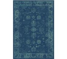 שטיח כחול וינטג'