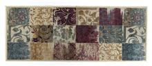 שטיח מלבני אספהן פרחוניים