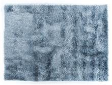 שטיח שאגי ברוז' תכלת