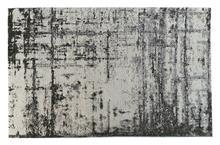 שטיח דגם ג'אקרד וינטאג' אפור