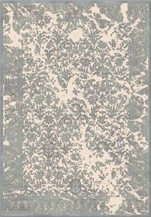 שטיח אספהן אפור