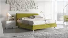 מיטה מתכווננת ירוקה