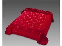 כיסוי מיטה אדום