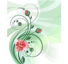 מגנט לדלת ורדים