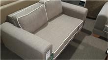ספה אפורה לסלון