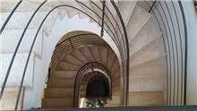 מדרגות אבן לולייניות