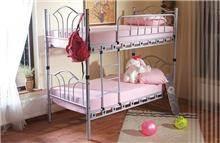 מיטת קומותיים מברזל