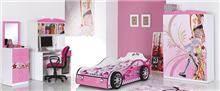 מיטת ילדים מכונית
