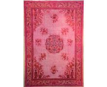 שטיח וינטג' ורוד